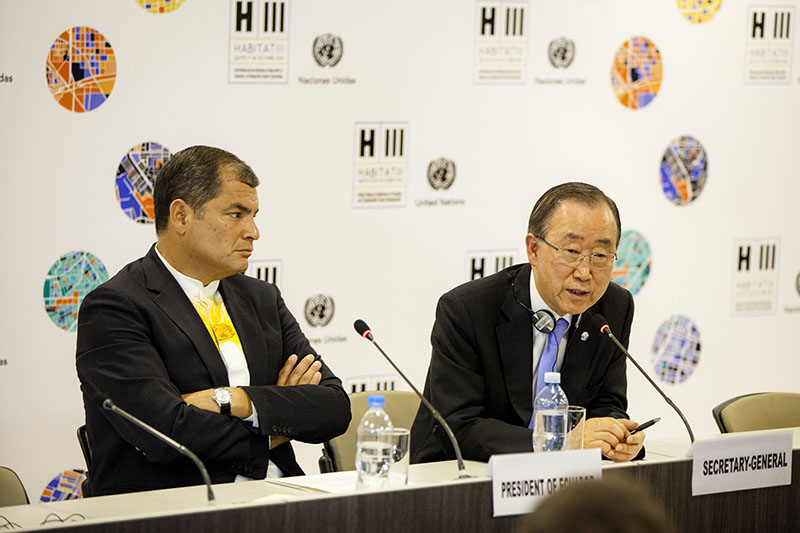 Habitat III New Urban Agenda adopted in Quito