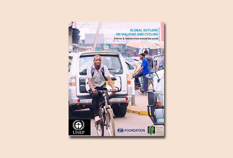 Share the Road - Global outlook on walking and cycling