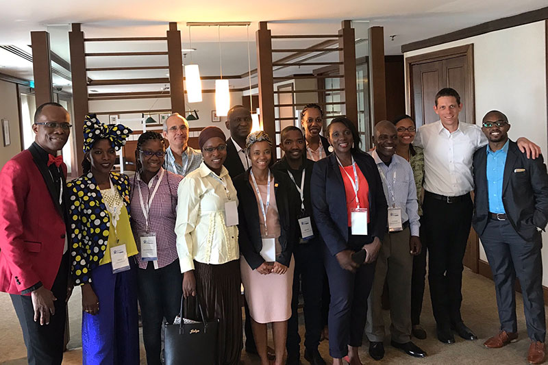 Amend is working with NGOs from 10 African countries to implement the programme.