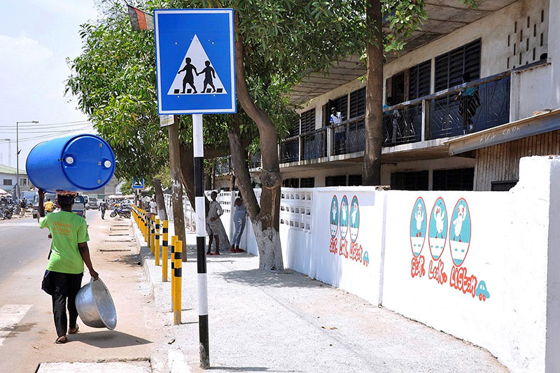 African schools safe infrastructure campaign gets underway