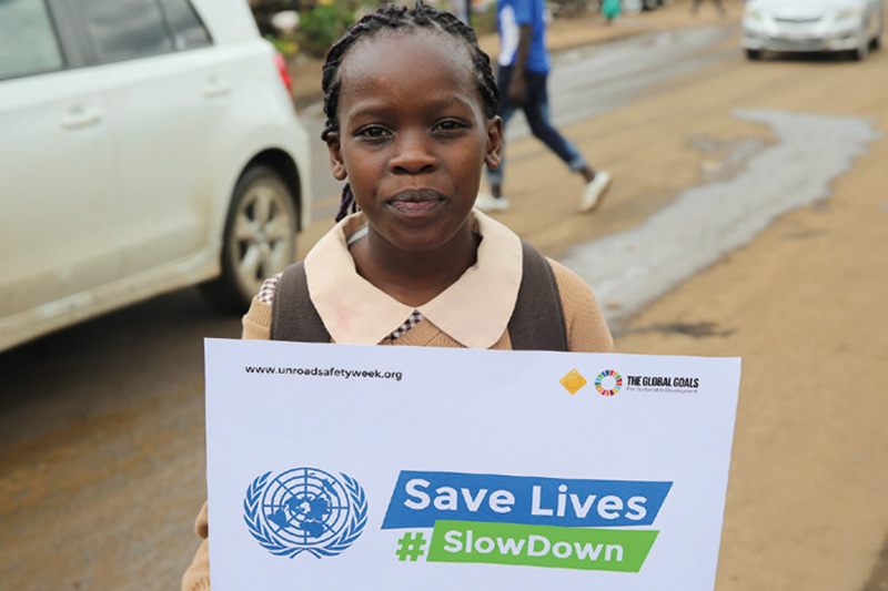 Speed Vaccine campaign launched as UN Global Road Safety Week begins