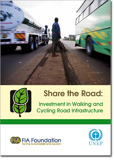 Share the Road Report