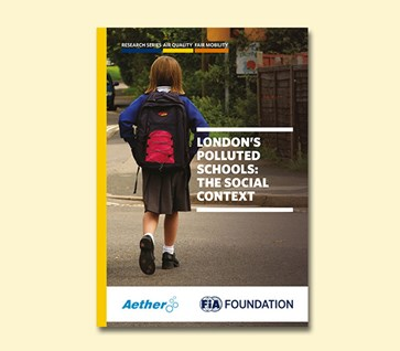 London's Polluted Schools: The Social Context