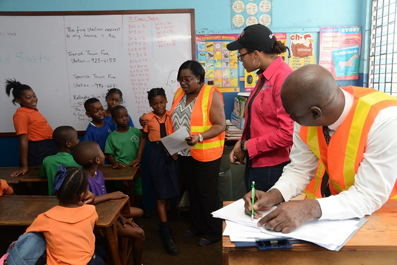 Child Health Initiative workshop plots safer journeys for Jamaican children