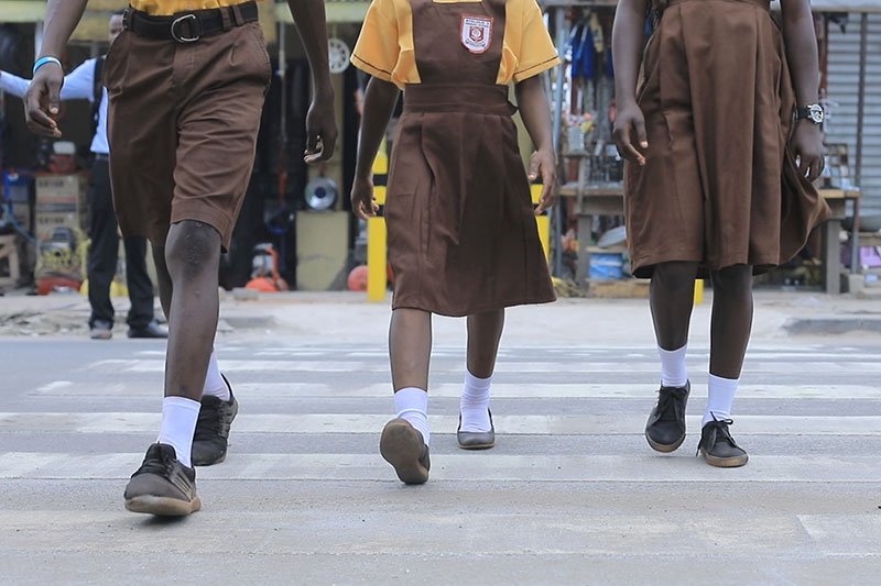 NGO leaders across Africa unite for safe school zones