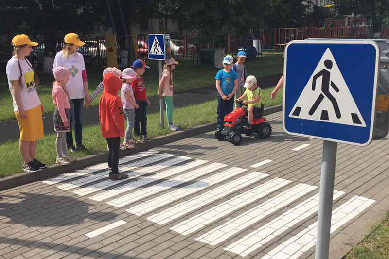 EASST Road Safety Education Pack becomes part of curriculum in Moldova