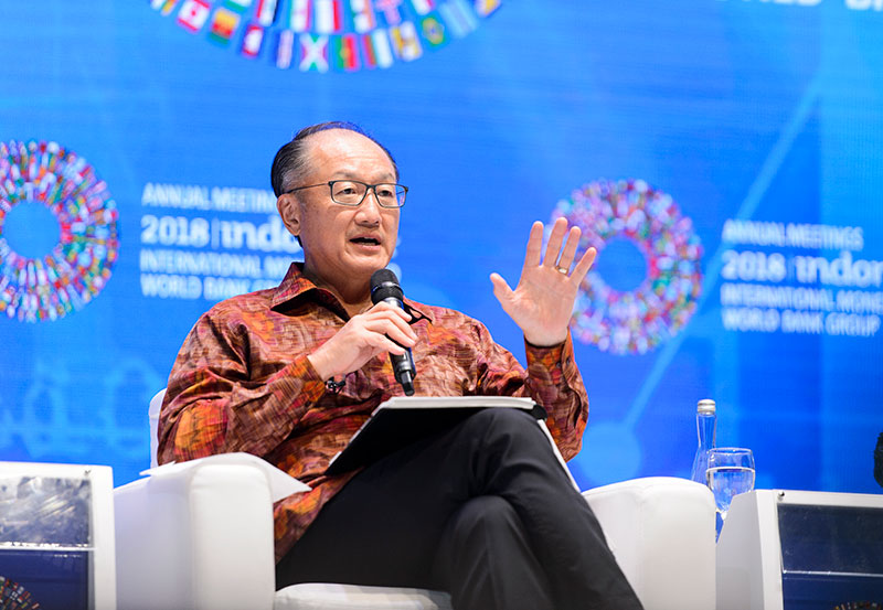 Human Capital approach should target safe journeys to school, says World Bank chief