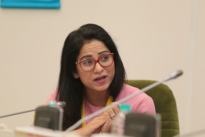 Roopa Dhatt, Executive Director Women in Global Health.