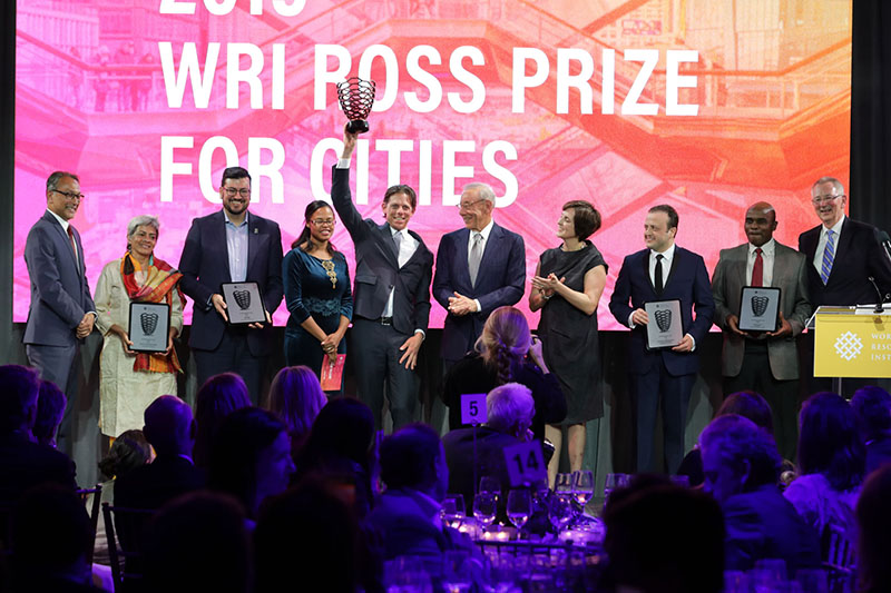 Amend's 'transformative' child safety programme wins WRI Ross Cities Prize.