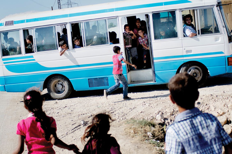 New Save the Children report exposes risks facing children on the roads of Lebanon