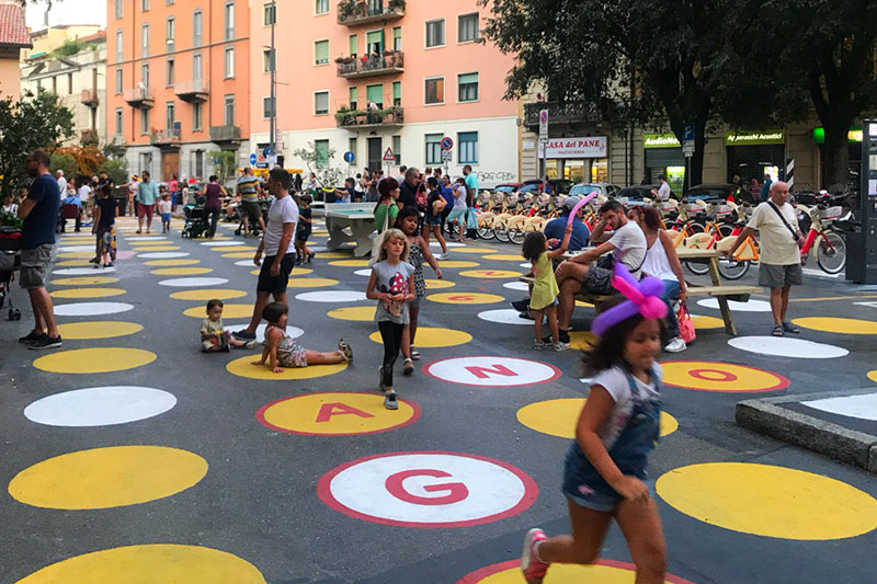 Four cities announced for new global child-friendly street design programme