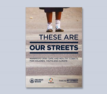 These are our streets: Manifesto 2030