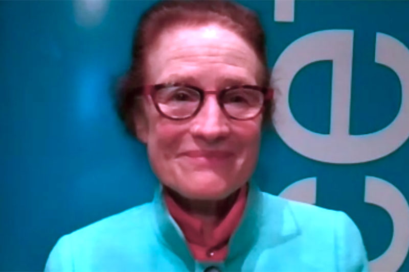 UNICEF Executive Director Henrietta Fore.