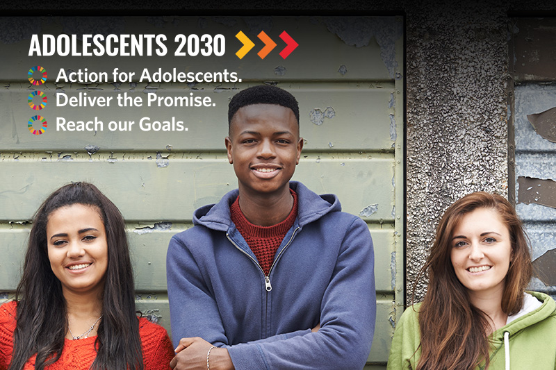 Filming Brief: Call to action for adolescents and youth – Have your say
