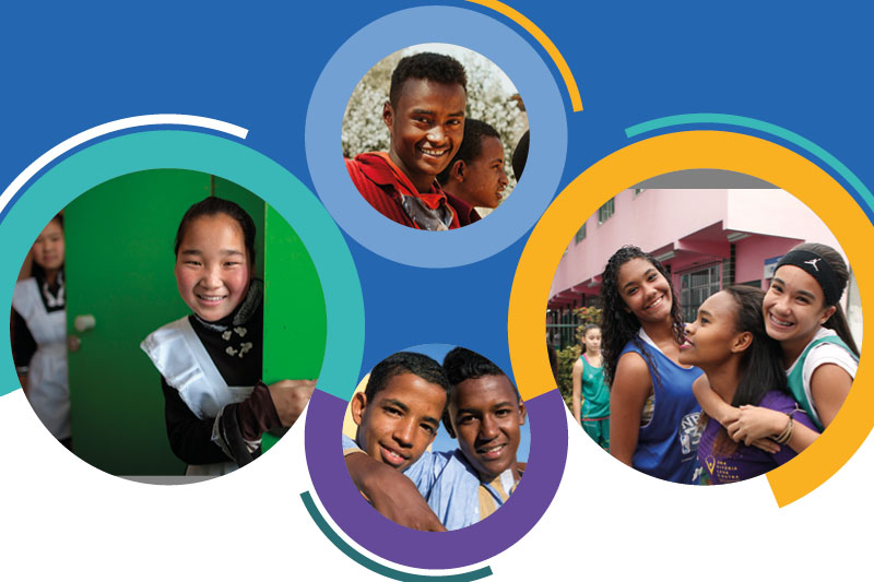 New framework launched on global priorities for adolescents