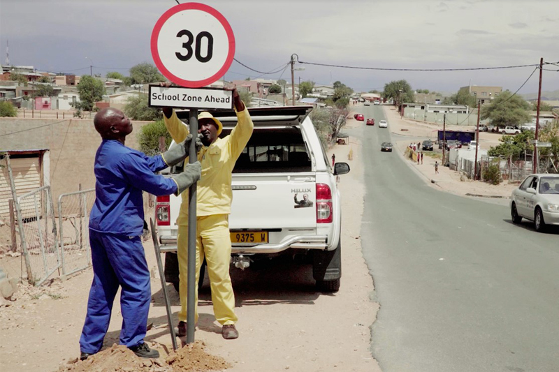 Zambia legislates for low-speed school zones following Foundation-backed campaign
