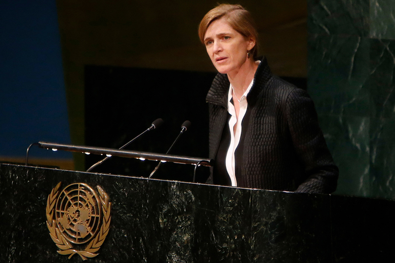 Samantha Power, the new USAID head, was instrumental in embedding road safety into the UN SDGs during her time as US Ambassador to the United Nations in the Obama-Biden Administration.